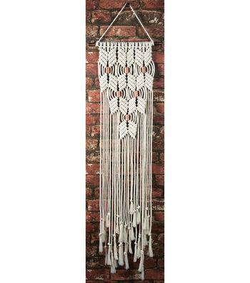 Macrame Wall Hanger Kit-Chevrons & Copper