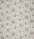 Home Decor 8\u0022x8\u0022 Fabric Swatch-Jaclyn Smith Clarinet Gray