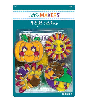 Little Maker's Fall Light Catcher-Thanksgiving