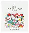 Park Lane Washi Flakes 77/Pkg-Unicorn