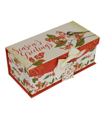 Maker's Holiday Medium Flip Top Box-Wild Berries