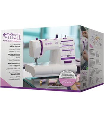 Gemini Stitch Sewing Machine