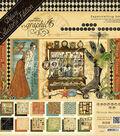 Deluxe Collector\u0027s Edition Pack 12\u0022X12\u0022-Olde Curiosity Shoppe