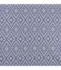 Home Decor 8\u0022x8\u0022 Fabric Swatch-Strie Ikat / Rain