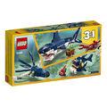 LEGO Creator 3-in-1 Deep Sea Creatures Set