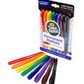 Crayola Take Note! Permanent Markers Fine Point-Assorted Colors 8ct