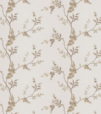 Eaton Square Lightweight Decor Fabric-Rosehips/Linen