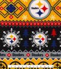 Green Bay Packers Flannel Fabric 42\u0022-Tie Dye