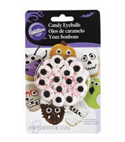 Wilton 1oz Bloody Candy Eyeballs, , hi-res
