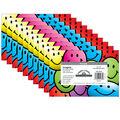 Smiley Faces Postcards, 4\u0022 x 6\u0022, 30 Per Pack, 10 Packs