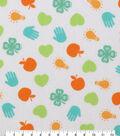 4-H Cotton Fabric-Multi Logo
