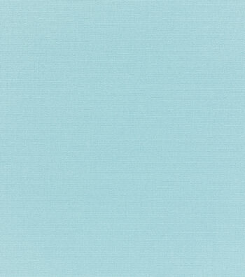 "Sunbrella Outdoor Solid Canvas Fabric 54""-Mineral Blue"