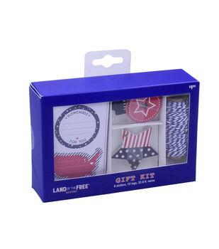 Land of the Free Baking Patriotic Gift Kit