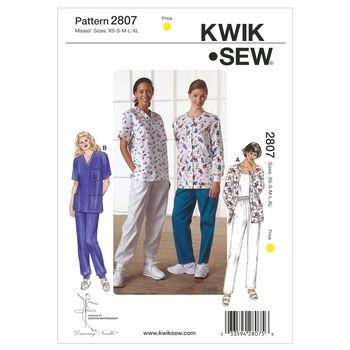 Kwik Sew Misses Casual-K2807