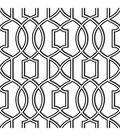 Wallpops Nuwallpaper Peel & Stick Wallpaper-Black & White Uptown Trellis