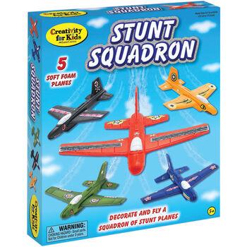 Creativity for Kids Stunt Squadron Kit