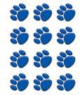 Blue Paw Prints Mini Accents 36/pk, Set of 12 Packs