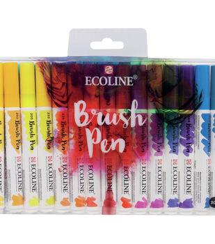 Ecoline Watercolour Brush Pen Set 30/Pkg