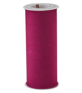 Matte Tulle Spool-Purple Potion
