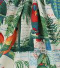 Solarium Outdoor Decor Fabric 54\u0027\u0027-El Centro Parrot