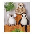 Simplicity Pattern 8821 15\u0027\u0027 Stuffed Animals
