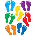 Footprints Accents 42/pk, Set Of 6 Packs