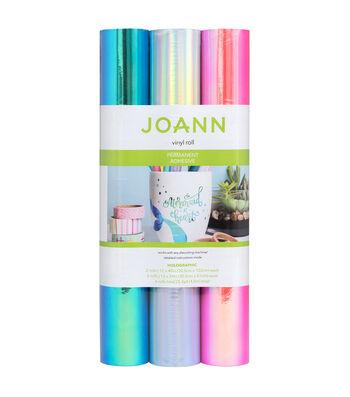 Joann Vinyl Bundle-Holographic