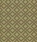 Crypton Upholstery Fabric 54\u0022-Interlock-Olive