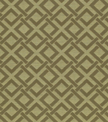 "Crypton Upholstery Fabric 54""-Interlock-Olive"