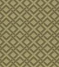 Home Decor 8\u0022x8\u0022 Fabric Swatch-Interlock Olive