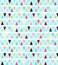Nursery Cotton Fabric -Geometrics