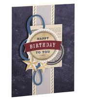 Anna Griffin Card Kit Birthday Masculine, , hi-res