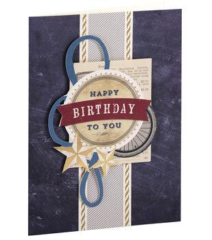 Anna Griffin Card Kit Birthday Masculine