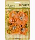 Botanica Sparkling Glitter Magnolia Mix 1.2\u0022 To 2.7\u0022-Peach