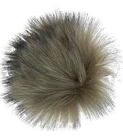 Bergere De France Synthetic Fur Pom Pom-Beige, , hi-res