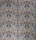 Home Decor 8\u0022x8\u0022 Fabric Swatch-Print Fabric Eaton Square Vanguard Royal
