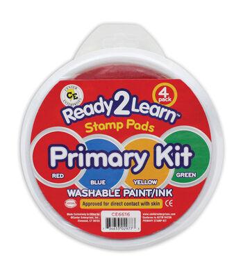 Jumbo Circular Washable Pads, Primary Kit