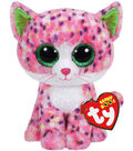 Ty Beanie Boos Plush Sophie Cat-Pink