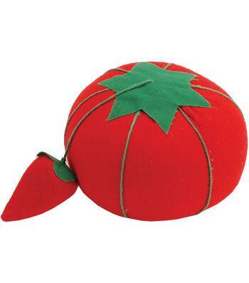 Dritz-Tomato Pin Cushion-With Emery Strawberry