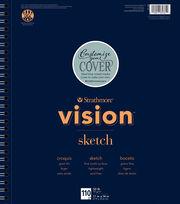 """Strathmore 11""""x14"""" Vision Sketch Pad, , hi-res"""