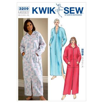 Kwik Sew Misses Sleep & Lounge-K3209