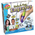 Small World Toys Creative Etch-A-Tag Engraver Craft Kit