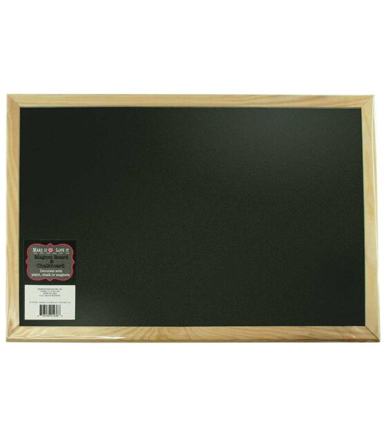 Make It Love It Magnet Board And Chalkboard