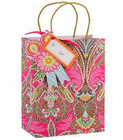 Anna Griffin Caravan Dreams Cub Gift Bag 4 Count, , hi-res