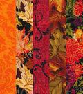 Pre-Cut Quilt Fabrics 5.5\u0022-Harvest Bundle 2