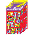 Purr-fect Pets superShapes Stickers-Large 6 Packs