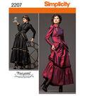 Simplicity Pattern 2207-Misses\u0027 Steampunk Costume