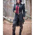McCall\u0027s Pattern M7616 Misses\u0027 Lined Costume Vest & Jacket-Size 6-14