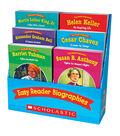 Scholastic Teaching Resources Scholastic Easy Reader Biographies Set