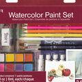 Studio 71 Watercolor Paint Set 34/Pkg